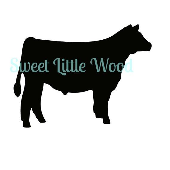 Market Steer Detailed 4 H Ffa Steer 2 X By Sweetlittlewood