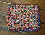 Digital Nomad iPad Mini Sleeve - Vintage Indian Textiles