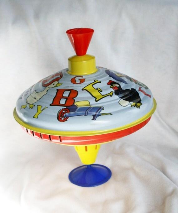 metal dragon spinning toy top