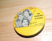 1940s Andrews Sisters and Decca Records Cleaning Brush
