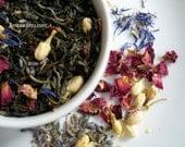 Paris Salon Tea / Organic Black Tea / Hand Blended / Loose Leaf