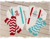 TWIN Boys Matching 1st BIRTHDAY Outfit Birthday Set with Suspenders...Cake Smash...Baby Birthday One Piece