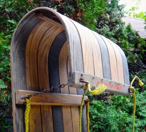 Toboggan Adirondack Toboggan Vintage Wooden Sled Reserved For