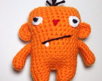 Uglies Plush - Orange Dimwit