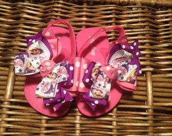 Barbie Toddler Flip Flops