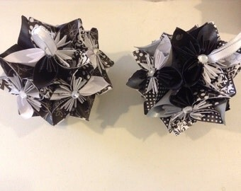 hand made Kusudama Origami Ball