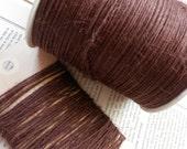 JUTE TWINE BURLAP String Bark Brown Chocolate Thin Strong