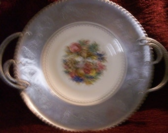Farberware Tray With Limoges Insert