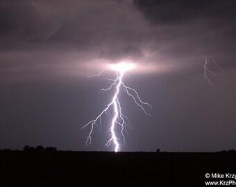 Kansas Lightning Bolt