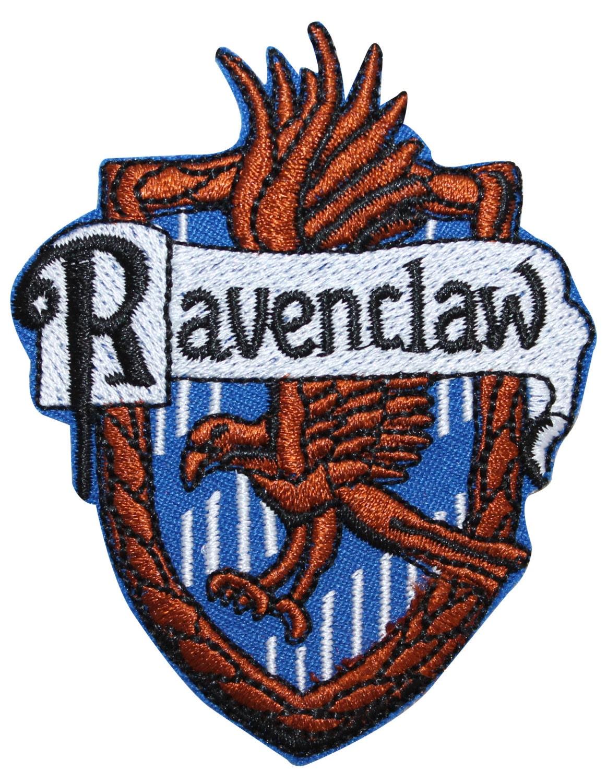 Ravenclaw Hogwarts 39 House Crest Harry Potter Embroidered