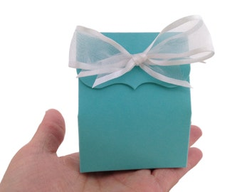 """Blu Raspberry Style Favor or Gift Boxes 3 3/8"""" x 2 3/4"""" x 1 5/8"""""""