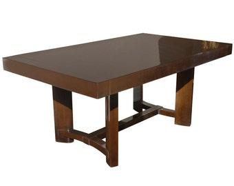 Robsjohn Gibbings Mid Century Modern Dining Table c1950