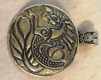 Celtic Designed Jewelry: Celtic Knot, Celtic Seahorse