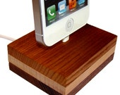 "Iphone 5 5S 5C dock - stand - docking station - ""Me Likey"" Great xMas or New year gift Christmas"