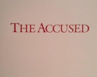 The Accused, movie press kit 1988