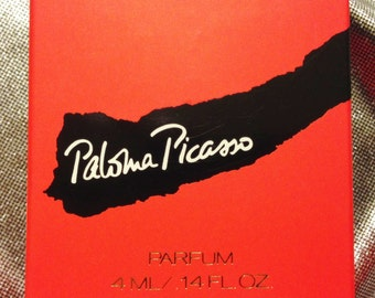 Sample size Palsma Picasso perfume.