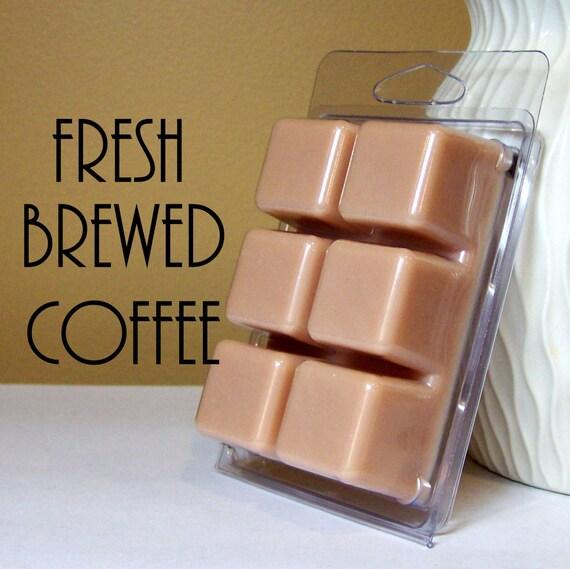 Coffee Scented Wax Cube Tarts