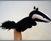 Billie, the badger