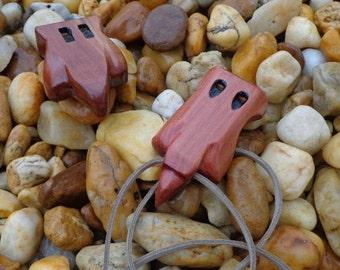 Red Cedar Eagle/Hawk Call Whistle