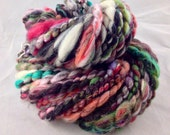 Art Yarn - Handspun - Thick n' Thin