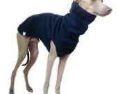 Roll neck jumper for Italian Greyhounds