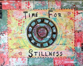 Time for Stillness art print