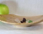 Decoritive wooden Bowl, Art, Rustic bowl, wood, handmade, gift idea, fruit bowl