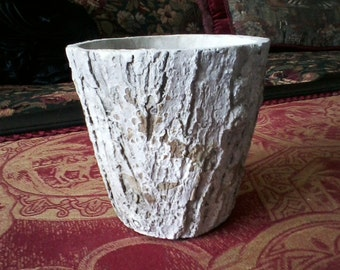 Ceramic Bark Planter