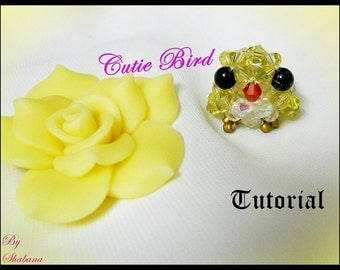 Cutie Crystal bird Tutorial