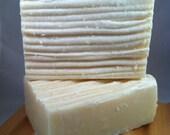 Cocoa Butter Artisan Soap Bar 5oz
