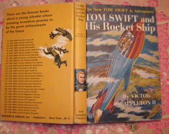 Tom Swift and his rocket Ship By Victor Appleton II