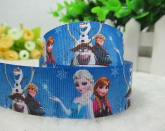 """1"""" Grosgrain Frozen Ribbon"""