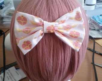 Sailor Moon Hair Bow Barrette