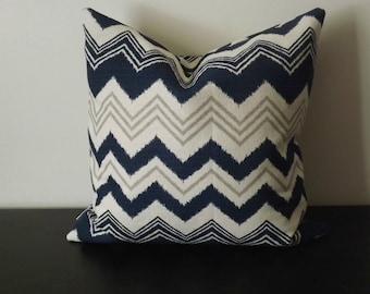 Ikat Pillow Cover Decorative Pillow Decorative Throw Pillow, Outdoor Pillow Decor Pillow Case Toss Pillow Accent Pillow,18x18 cover