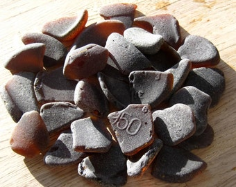 Genuine Beach Glass Seaglass Bulk Lot