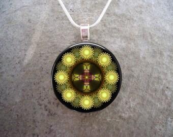 Mandalas - Mandala Jewelry - Pendant - Necklace - Mandala 39