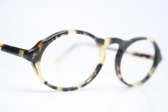 Tortoise Unused Vintage Eyeglass Frames Retro Eyeglasses