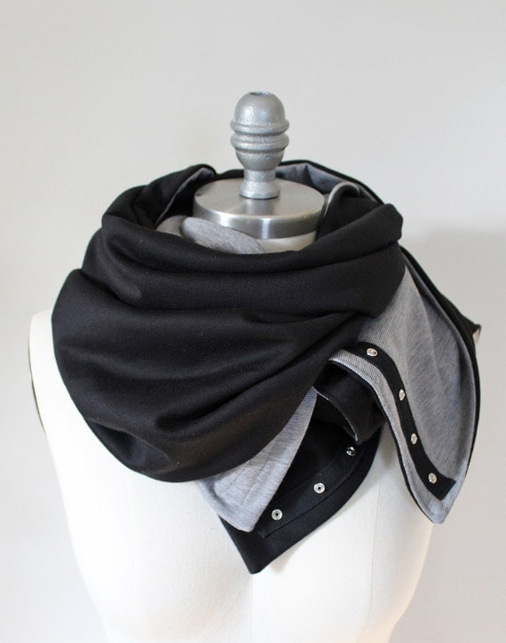Aug 28, · We designed the Vinyasa Scarf with snaps on either end so we can wear it done up or undone, wrapped or unwrapped, cozy around our neck or snug around or shoulders.