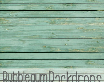 Toy Store Wood - Vinyl Photography  Backdrop Photo Prop