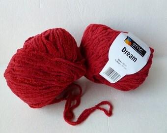 Yarn Sale  - Strawberry Dream by SMC