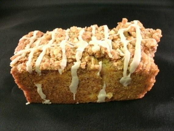 Apple bread Cinnamon Sugar topped, Homemade Moist & Delicious Apple bread