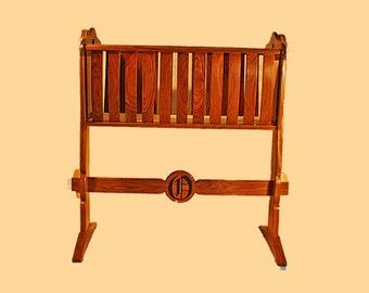 Infant Cradle Bed