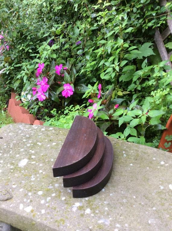 Fee gartenaccessoires fairy garden miniatur treppen von woodenbling