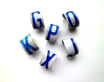 Customized Bracelet - License Plate Cuff - License Plate Art,Custom Name Jewelry,Monogram Bracelet,Personalized Jewelry,Metal Bracelet
