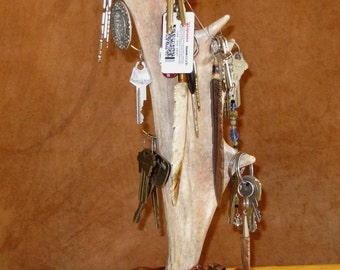 Manzanita tree etsy - Antler key rack ...