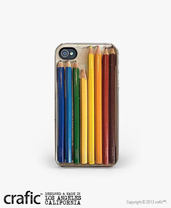 Color Pencils Set iPhone 6 / 6S case | iPhone 6S PLUS | iPhone 5S case | iPhone 5C | iPhone 7 case