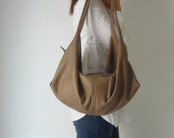 Soft Leather Shoulder Bag 44
