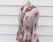 1970s Indian Long Dress