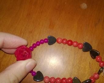 Valentine's Day bracelet!