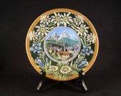 German Gerz Souvenir Plate [FRE]